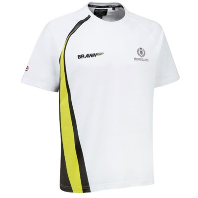 BW9111 Brawn GP F1 Team T-Shirt - Detailed View