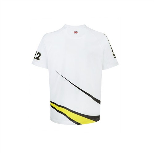 BW9112 Jenson Button Brawn GP T-Shirt - Back View