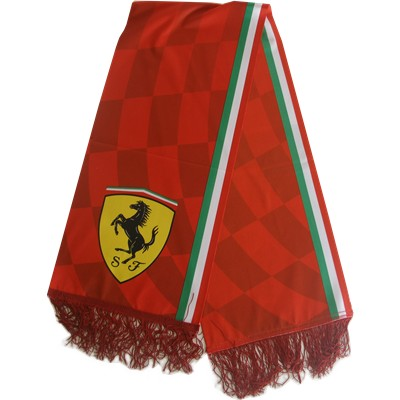 Car Shield Prices >> Ferrari Fan Scarf - F1 Car (FP8910)