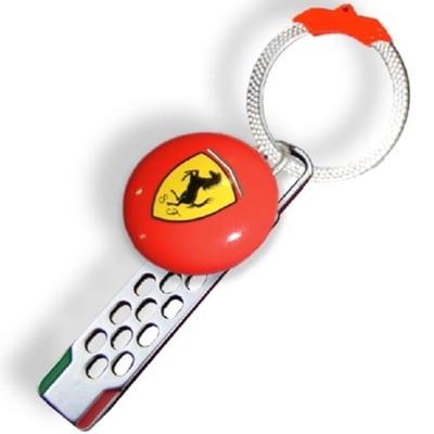 Ferrari Shield Aluminium Keychain (FP8934)
