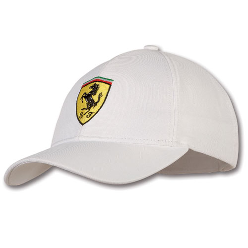 Ferrari Hat - Detailed Photos 12815ae622b7