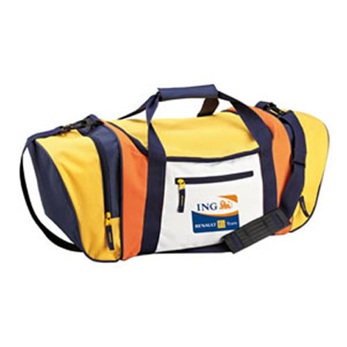 RN8912 Renault F1 Team Sports Bag - Detailed View
