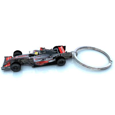 Mclaren Mercedes F1 Car Keychain