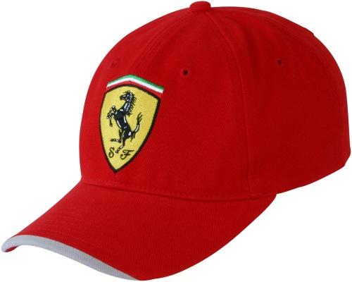 053aeadf81b Ferrari Hi-Lite Peak Scudetto Cap - Detailed Photos