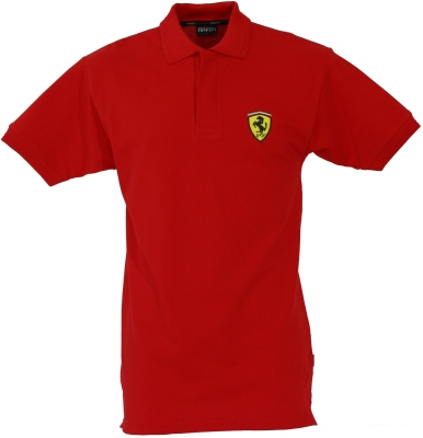 polo en ii formulasports collar original shirts team ferrari