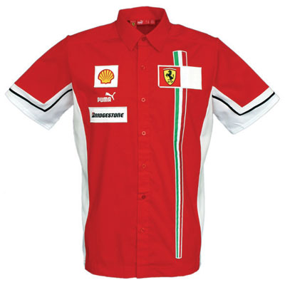itm ferrari team polo est s imagem scuderia carregando a t puma authentic shirt kimi vettel
