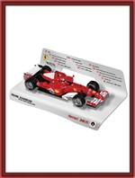 Michael Schumacher Career Records 1/24 scale