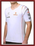 Mclaren Mercedes F1 Team T-Shirt (ML7111)
