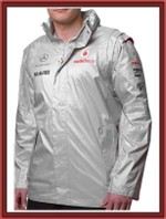 McLaren Mercedes F1 Team Jacket