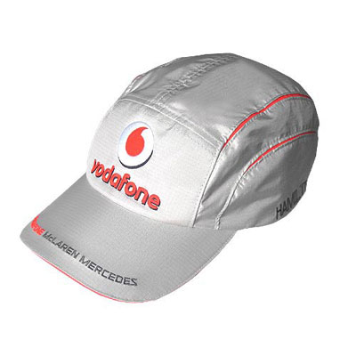 ML7513 Lewis Hamilton McLaren Mercedes F1 Cap - Detailed View