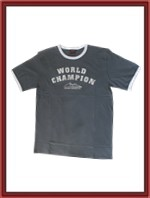 Michael Schumacher T-Shirt - Chrome