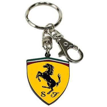 Ferrari Shield Keychain Sfx8832