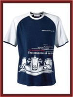 BMW Sauber F1 Car T-Shirt (SU7112)