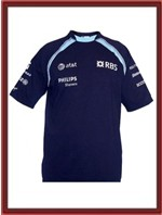 Williams F1 Team Sponsor T-Shirt (WW7111)