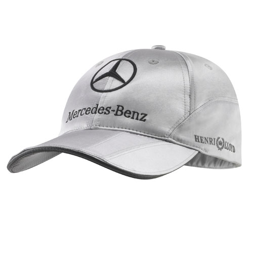 Mercedes gp f1 team hat for Mercedes benz caps hats