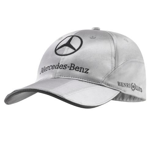 Mercedes gp f1 team hat for Mercedes benz caps hats