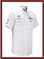 Mercedes GP F1 Team Crew Shirt