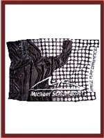 Michael Schumacher 2010 Flag