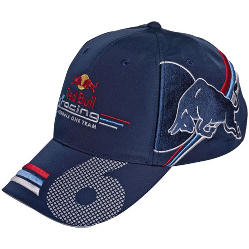 f44a8c63a96 Red Bull Racing Mark Webber Driver Hat