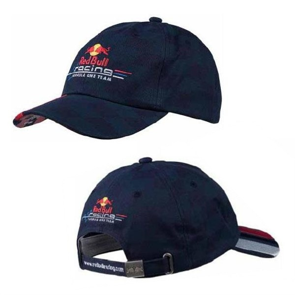 RBTEAM Red Bull Racing F1 Team Hat - Detailed View